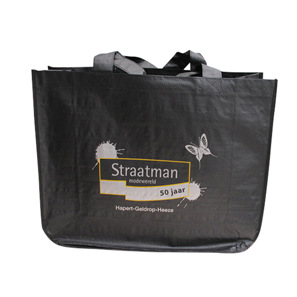 WOVEN PP SHOPPING BAG